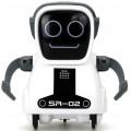 Silverlit Робот Покибот белый квадратный
