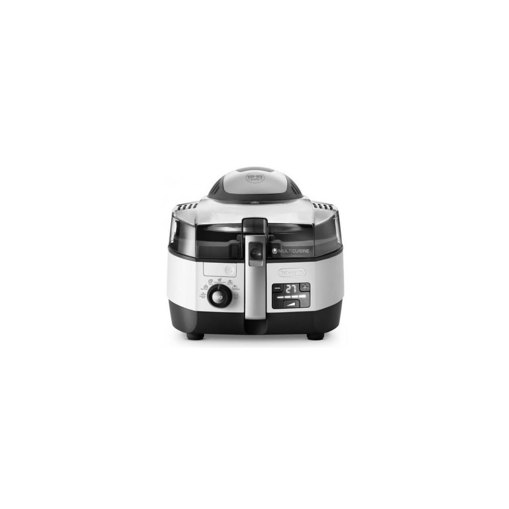 Мультиварка Delonghi FH1394 5л белый/черный