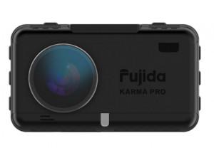 Видеорегистратор с радар-детектором Fujida Karma Pro S Wifi Уценка 0583