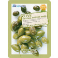 FoodaHolic Маска для лица Olive Natural Essence Mask, 23мл