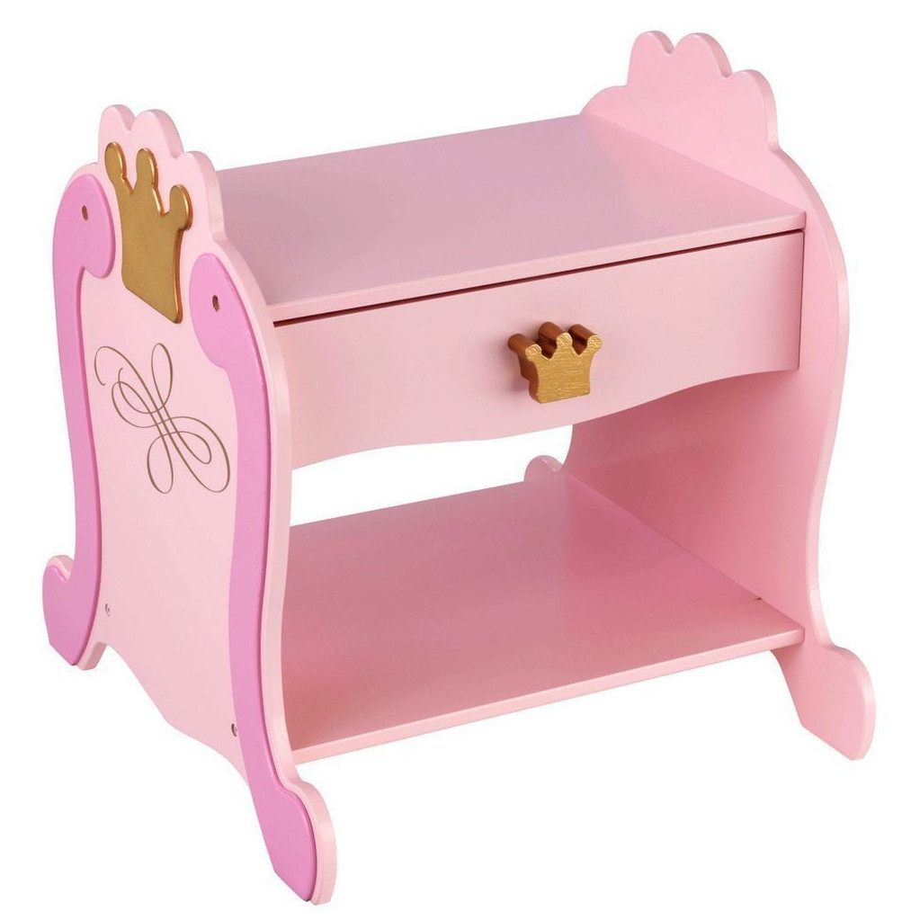KidKraft Прикроватный столик Принцесса (Princess Toddler Table)
