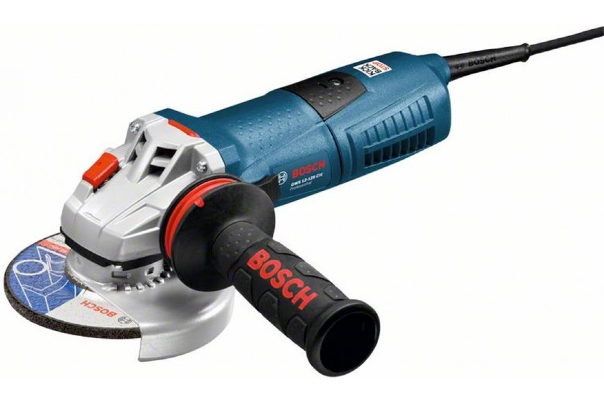 Углошлифовальная машина (болгарка) Bosch PWS 2000-230 JE (0.603.3C6.001)  2000Вт Ф230мм 6500об/мин 5.5кг