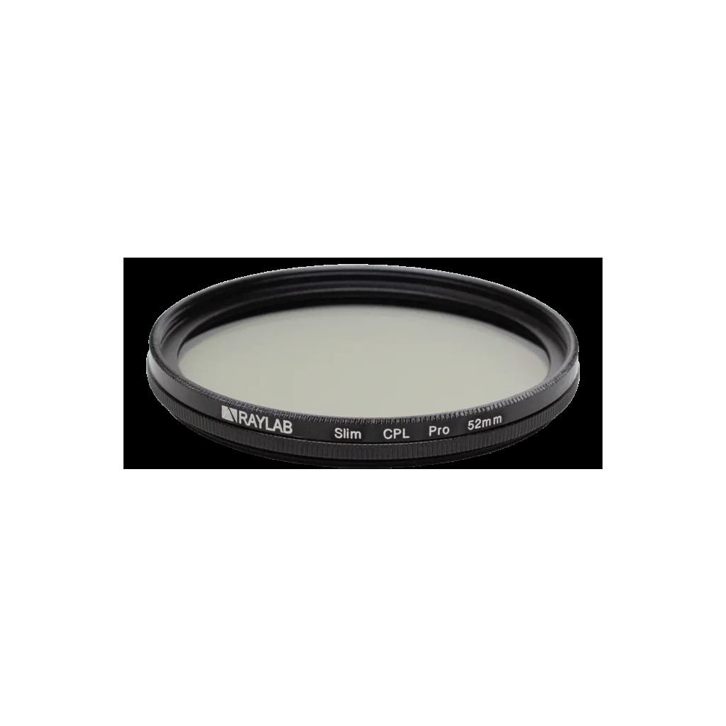 Фильтр поляризационный RayLab CPL Slim Pro 52mm