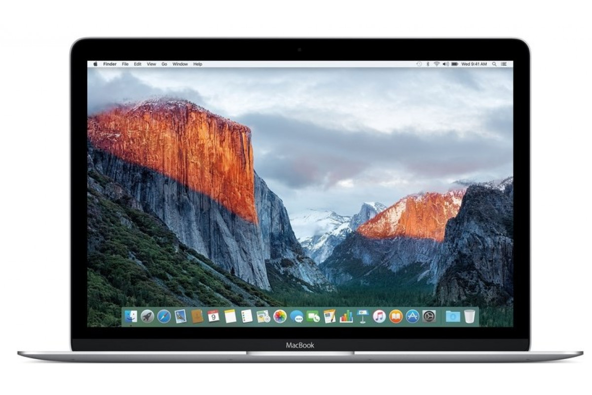 "Ноутбук Apple MacBook Серебристый Mid 2017 [MNYJ2] 12"" 2304x1440, Intel Core i5 7Y54 1,3ГГц, 8192Мб, SSD 512Гб"