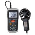 Измеритель расхода воздуха CEM DT-620  и температуры