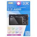 Защитное стекло JJC для Sony A6300, A6000, A5000