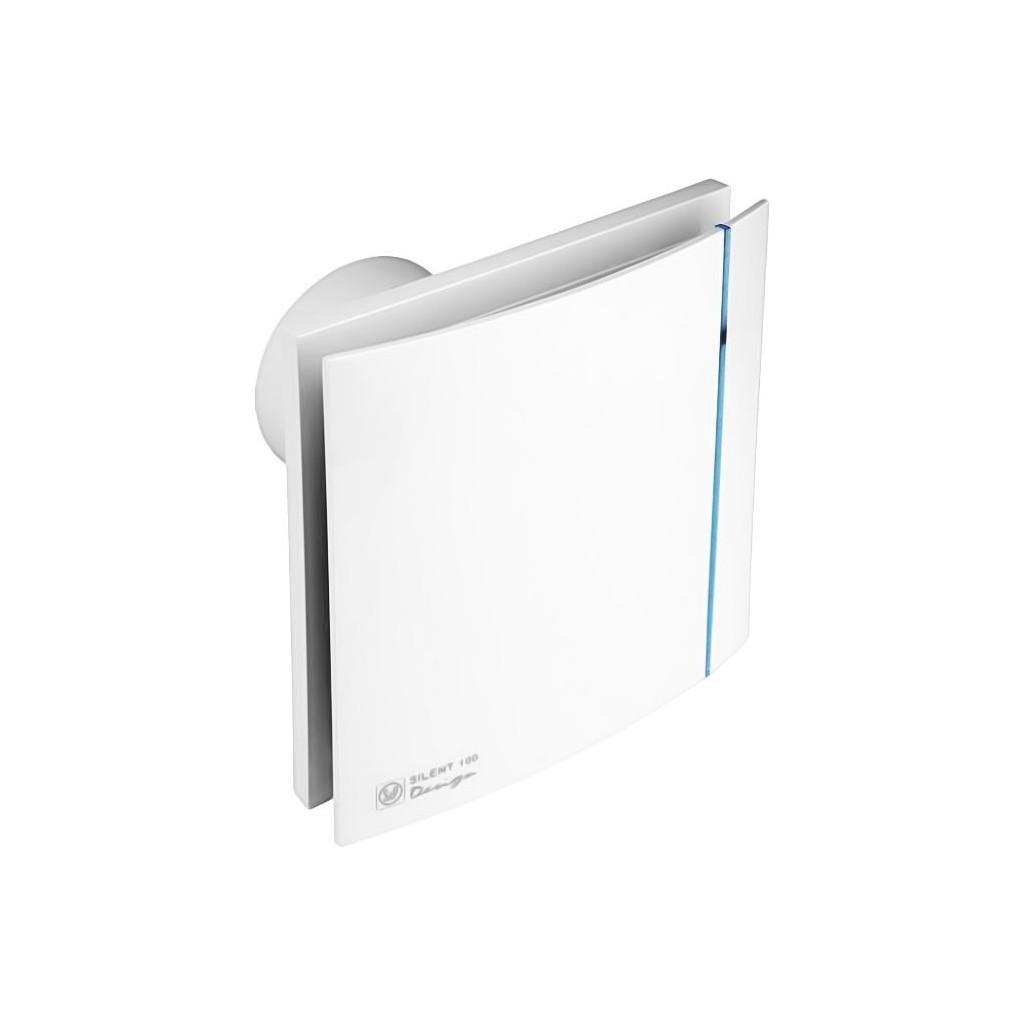 Вытяжной вентилятор Soler & Palau Silent-100 CZ Design белый
