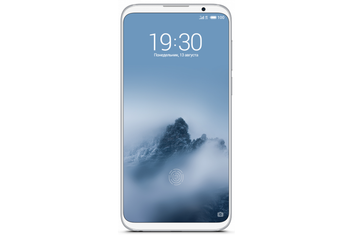 Смартфон Meizu 16 th 6/64GB White (Белый) EU