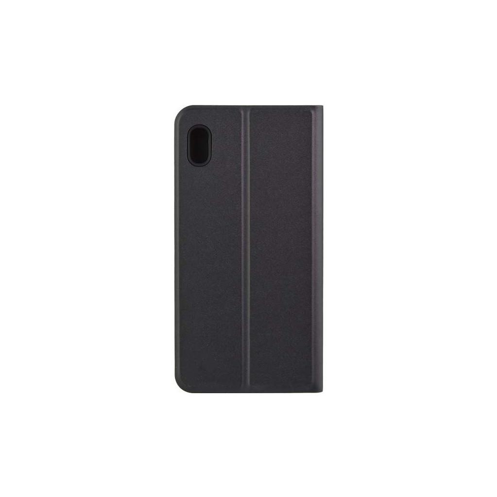 Чехол-книжка для Xiaomi Redmi 7A (черный), Redline