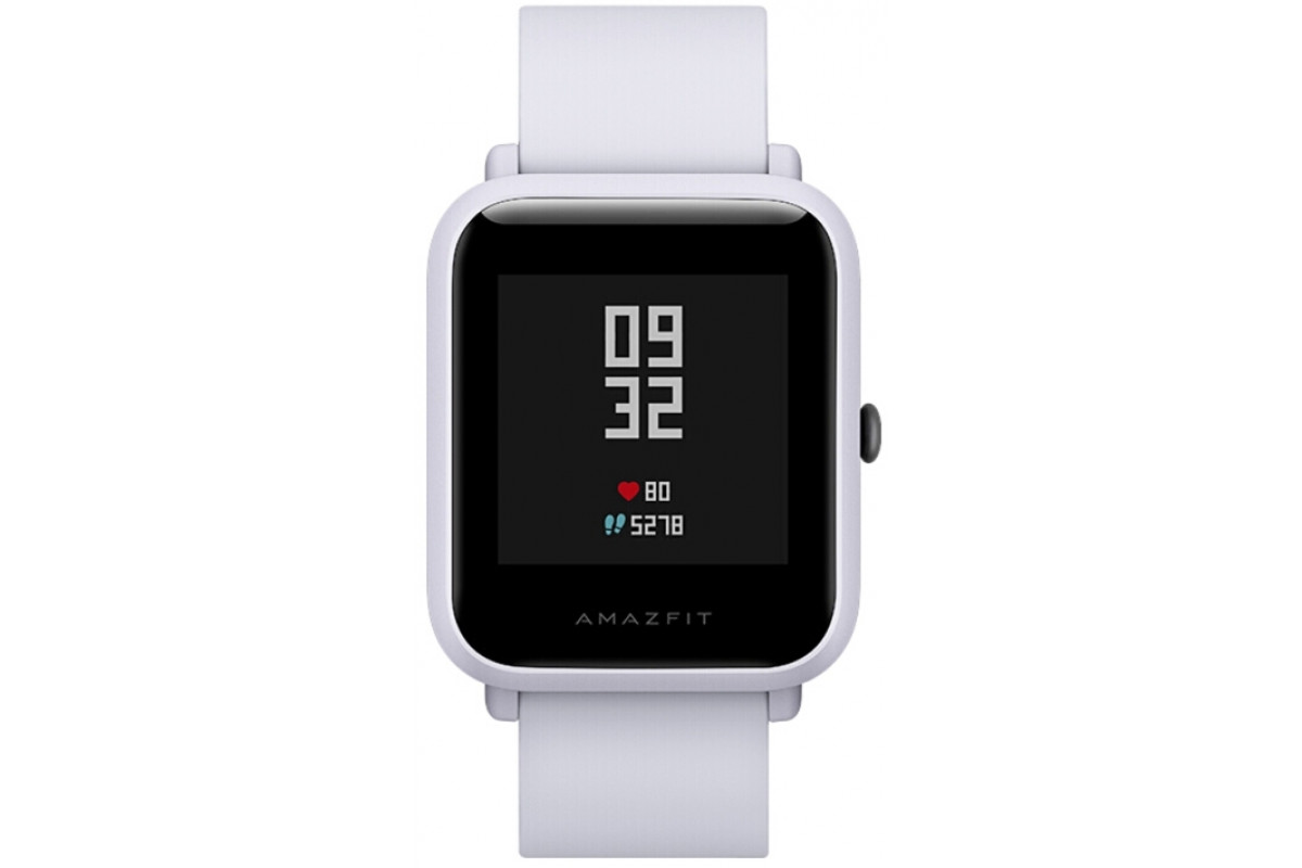 09c7ee89 Умные часы Xiaomi Huami Amazfit Bip, серые купить в интернет ...