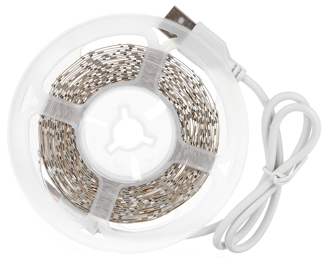 Светодиодная лента USB для растений SMD 2835, 3 м