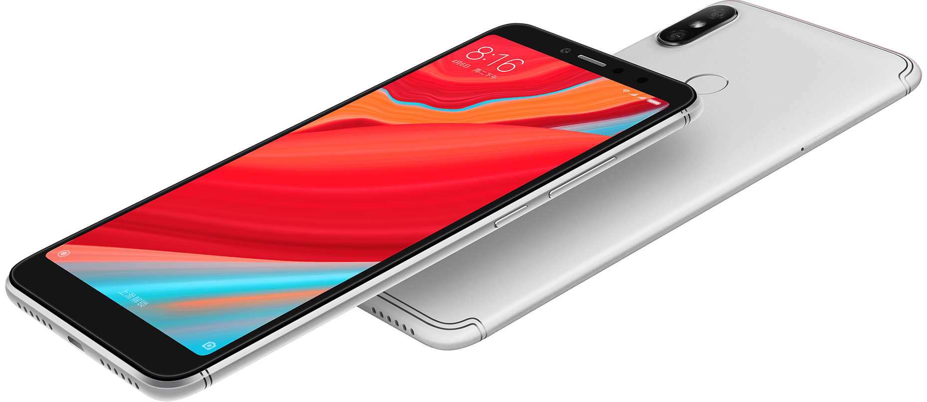 Смартфон Xiaomi RedMi S2 3/32Gb Grey (Серый) EU