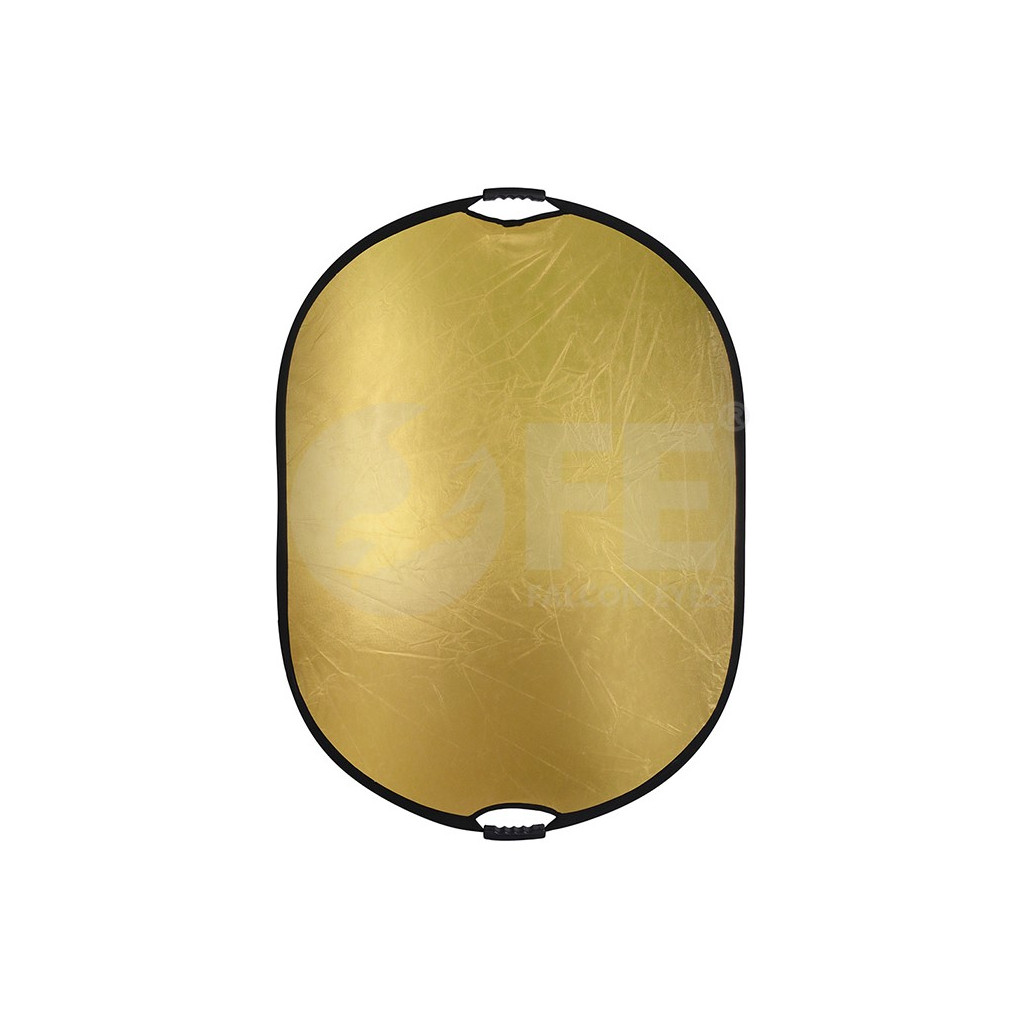 Отражатель Falcon Eyes RFR-3648GS HL золото/серебро 92x122 см