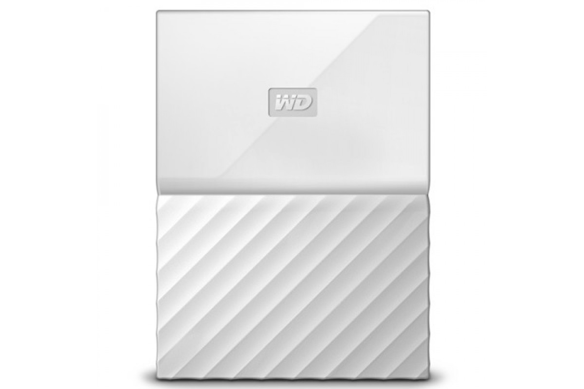 "Внешний жесткий диск WD My Passport WDBUAX0030BWT-EEUE 3TB 2,5"" USB 3.0 White"