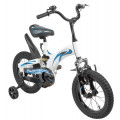 Capella G16BA606 велосипед детский двухколесный (бел черн синий)