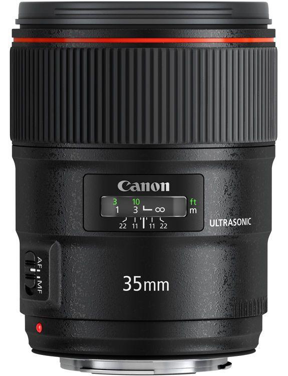 Canon EF 35mm f/1.4L II USM Уценка 0019