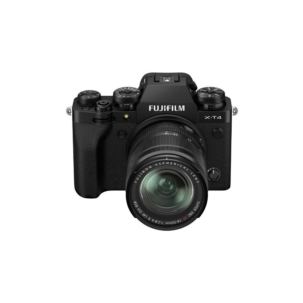 Фотоаппарат Fujifilm X-T4 Kit XF 18-55mm f/2.8-4.0 черный