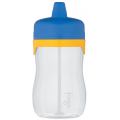 Поильник Thermos Foogo Phases №2 BP534, пластмассовый голубой (0.33 литра)