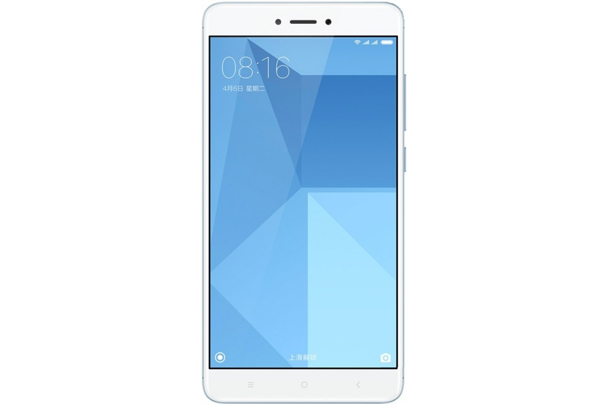 Смартфон Xiaomi Redmi Note 4X 64Gb+4Gb Blue (Snapdragon 625)