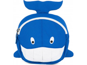 Affenzahn Willi Whale - рюкзак детский синий