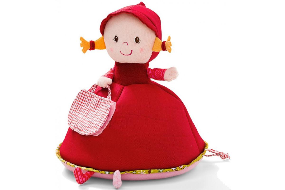 Lilliputiens Игрушка музыкальная Красная шапочка