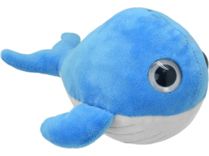 Мягкая игрушка Wild Planet Кит, 15 см
