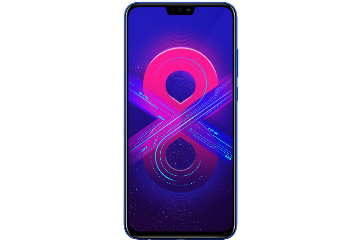 Смартфон Huawei Honor 8X 4/64Gb JSN-L22 Blue (Синий)