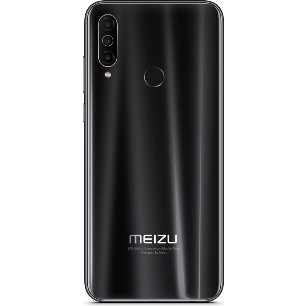 Смартфон Meizu M10 3/32GB Черный Global Version