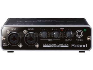 Аудио интерфейс Roland Duo-Capture EX (UA-22) USB