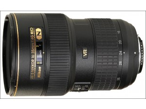 Nikon 16-35mm f/4G ED AF-S VR Nikkor X33058