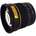 Samyang 85 1.4 AE Nikon