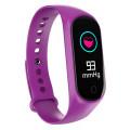 Фитнес браслет Bakeey M4S Oxygen, фиолетовый