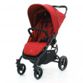 Valco baby Snap 4 - прогулочная коляска Fire red
