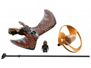 Lego 70645 The Ninjago Movie Мастер дракона