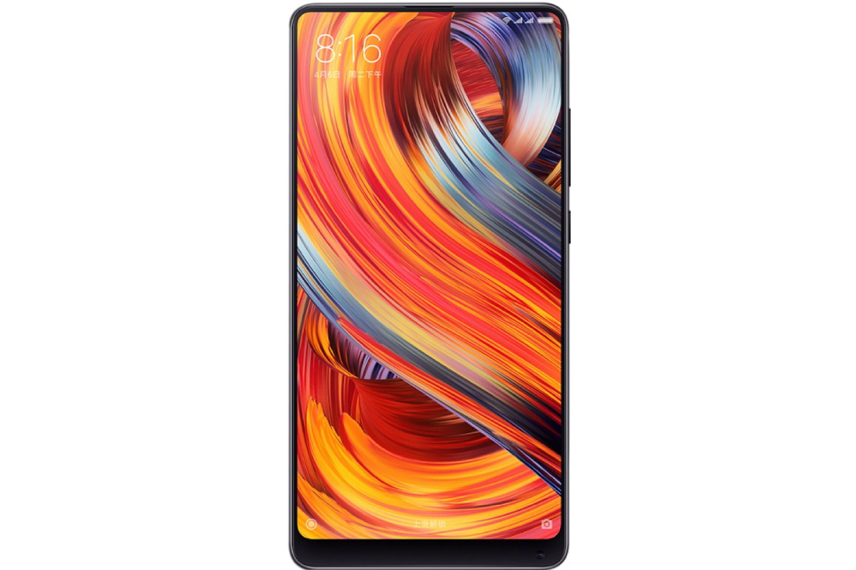 Смартфон Xiaomi Mi MIX 2 (6GB/128GB) Black