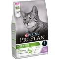 Корм для стерилизованных кошек ProPlan Sterilised, индейка, 3 кг