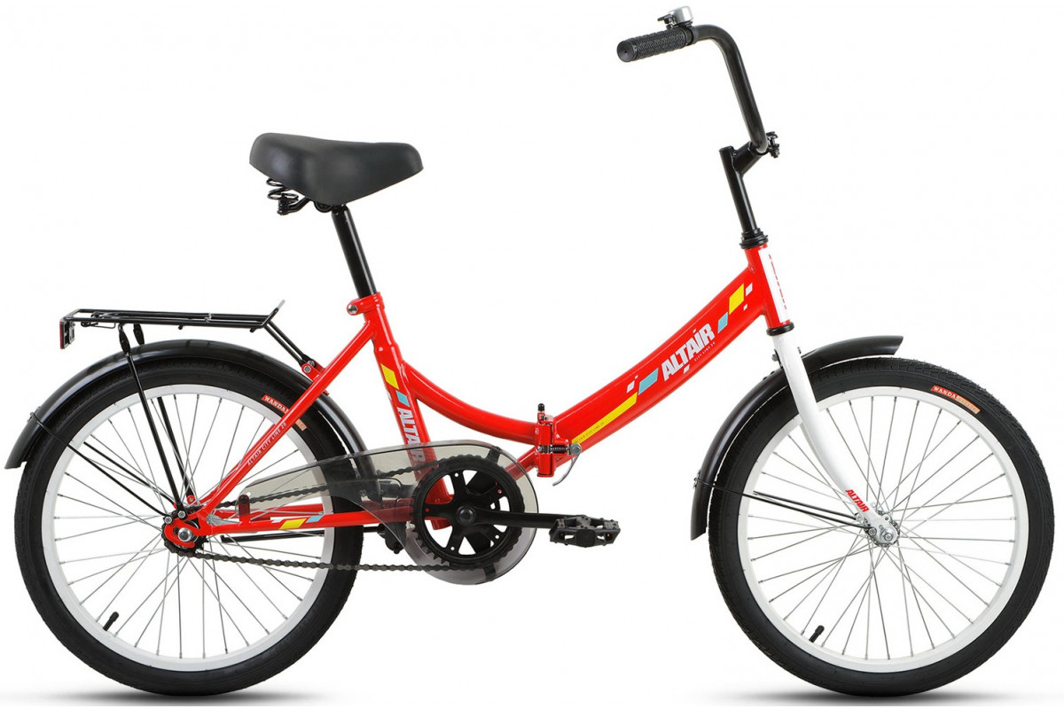 "Велосипед 20"" Altair City 20 1 ск (18-19 г) 14' Розовый/RBKN9YF01004"