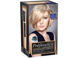 L'Oreal Preference Краска для волос тон 9.1 викинг