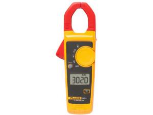 Клещи FLUKE 302+  цифровая 600мА  желтый, черный, красный 0,35кг