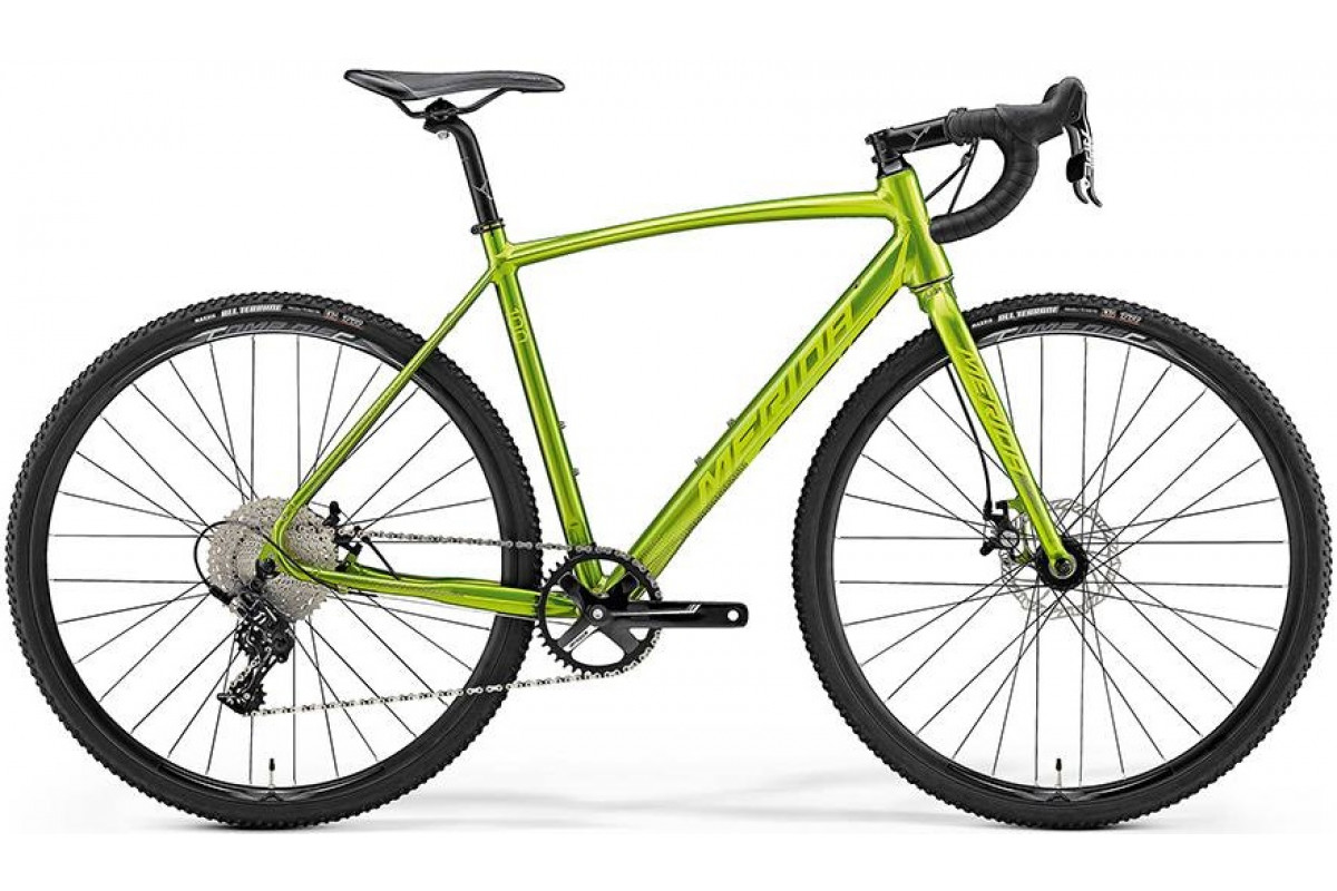 Велосипед Merida CycloCross 100 Olive (Green) 2018 L(56см)(18682)