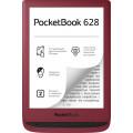 Электронная книга PocketBook 628, красный