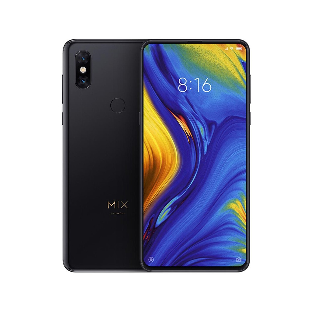 Смартфон Xiaomi Mi Mix 3 6/128GB Black (Черный) Global Version