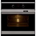 Встраиваемый духовой шкаф Электрический Hansa BOEI68450015 серебристый