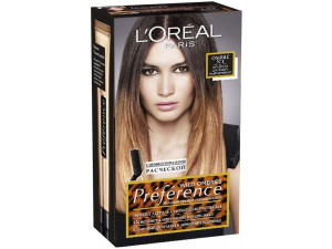 L'Oreal Preference OMBRES Краска для волос тон 01