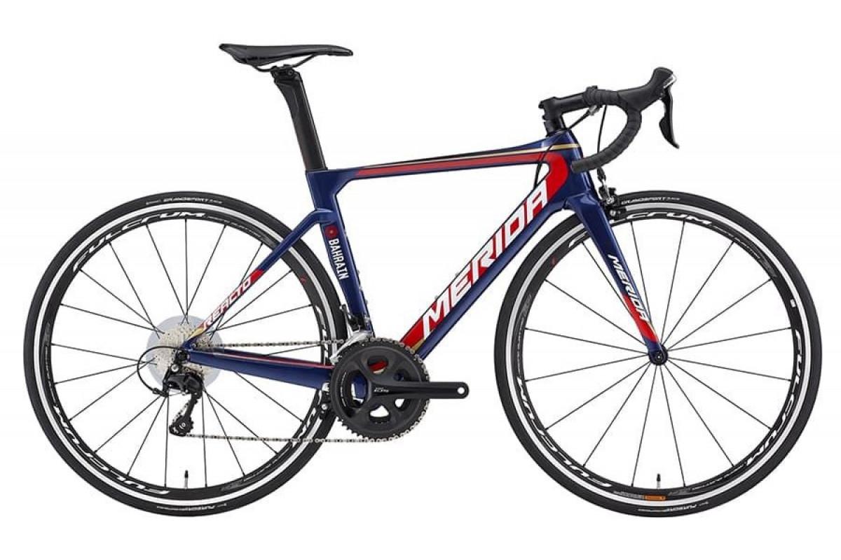 Велосипед Merida REACTO 4000-TW Black/TeamReplica 2019 S(50cm)(08019)