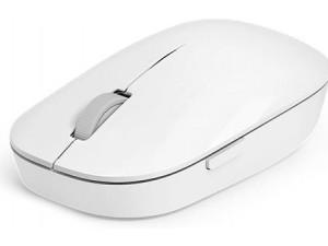 Мышь беспроводная Xiaomi Mi Wireless Mouse белая USB
