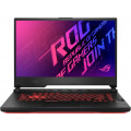 Ноутбук ASUS G512LI-HN088 (i5-10300H/8Gb/256GB SSD/15.6/1920x1080/GeForce GTX 1650 Ti 4Gb/no OS) черный