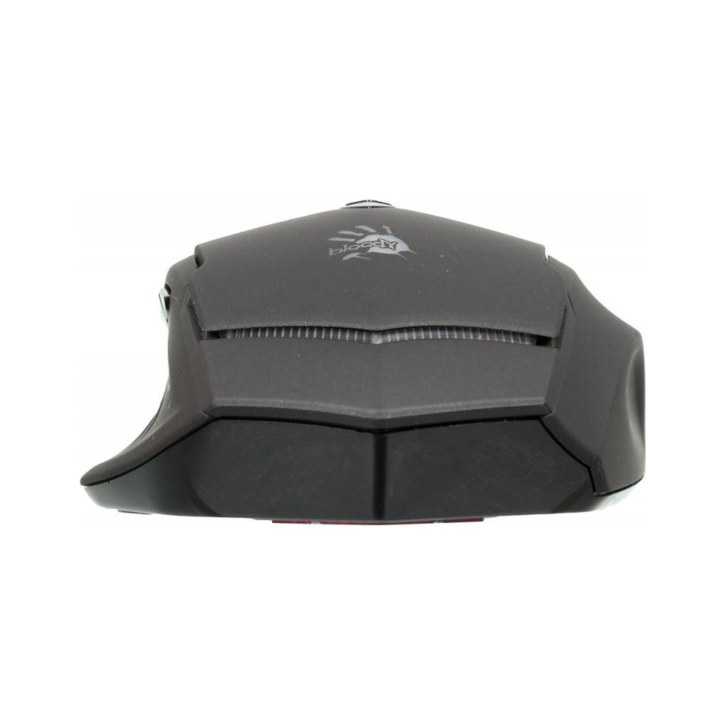 Мышь A4 Bloody TL70 Terminator черный/серый лазерная (8200dpi) USB2.0 игровая (9but)