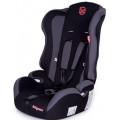 Baby care Upiter Plus - детское автокресло 9-36 кг Черный/Серый (Black/Grey)