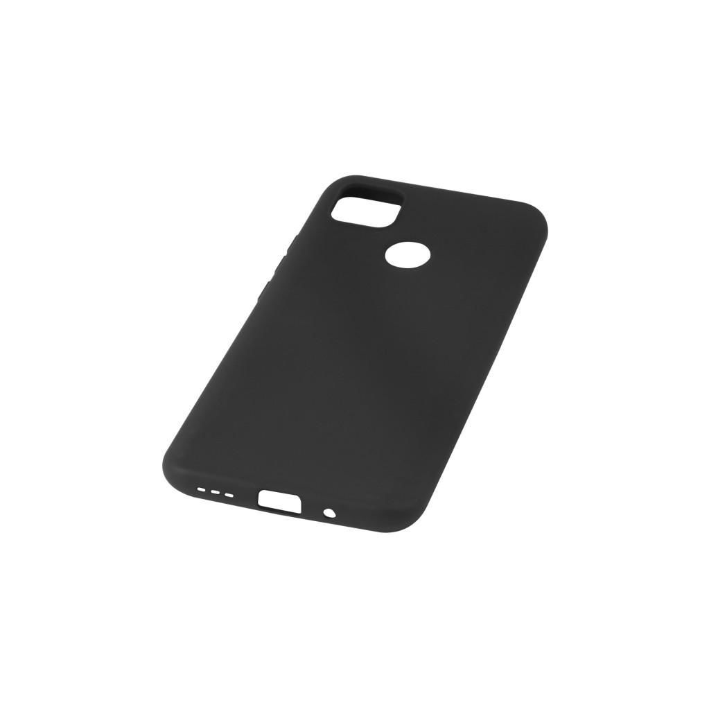 Чехол-накладка для Xiaomi Redmi 9C, черный, Redline